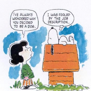 jobdescription snoopy